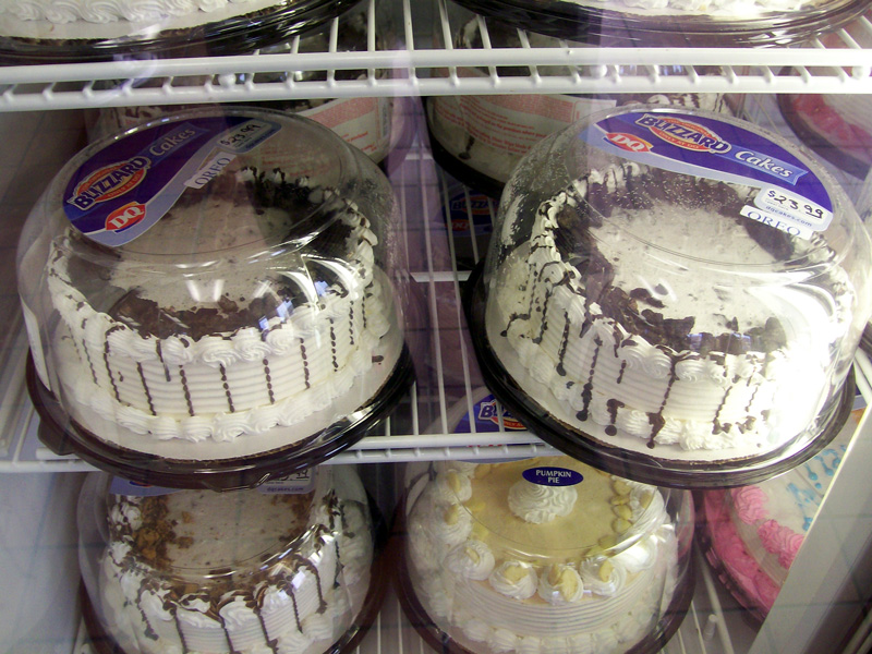 Ice Cream Cakes Kelowna